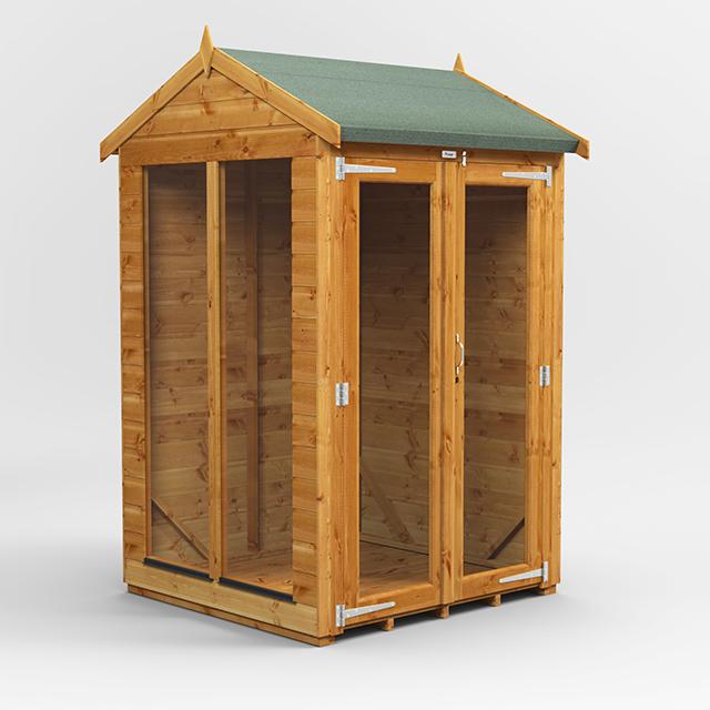 4x4 Summerhouse Apex