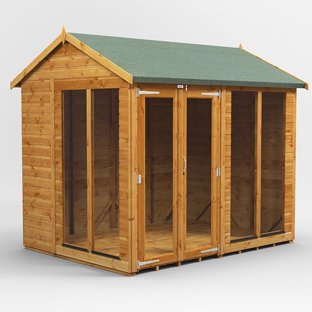 8x6 Summerhouse Apex