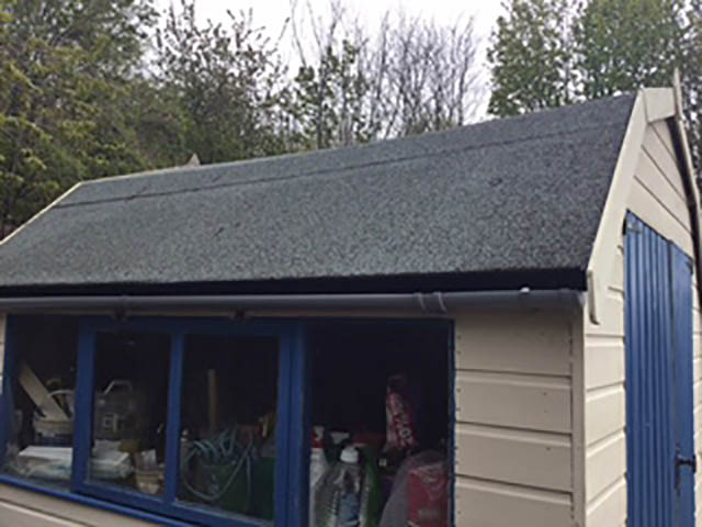 Picture of Shed Felt Before - Rummery