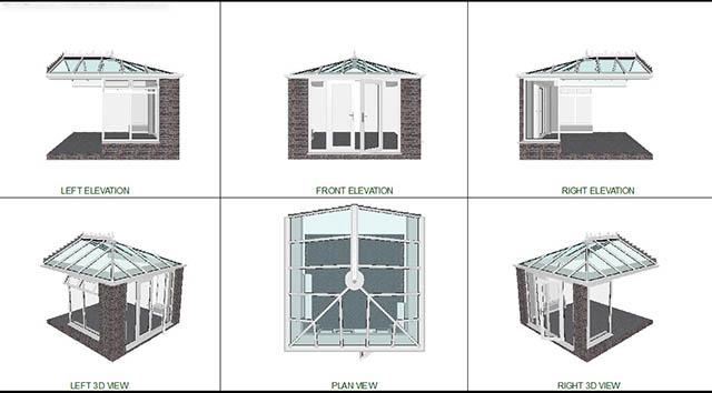 VectorView 6 View CAD Drawings - Elliott