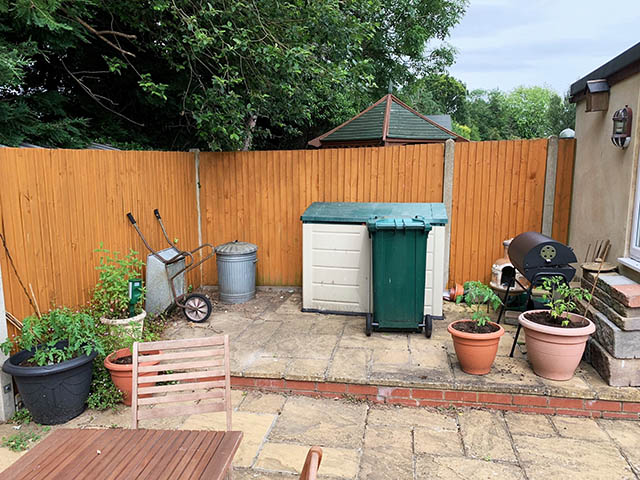 Garden Shed Concrete Base Installation in Crawley - Lovell