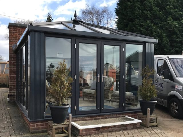 Loggia External Showcentre Picture